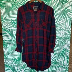 Rails Flannel Dress
